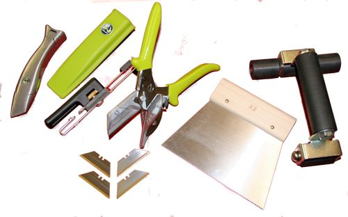 LVT Flooring Tools & Design Flooring Tools